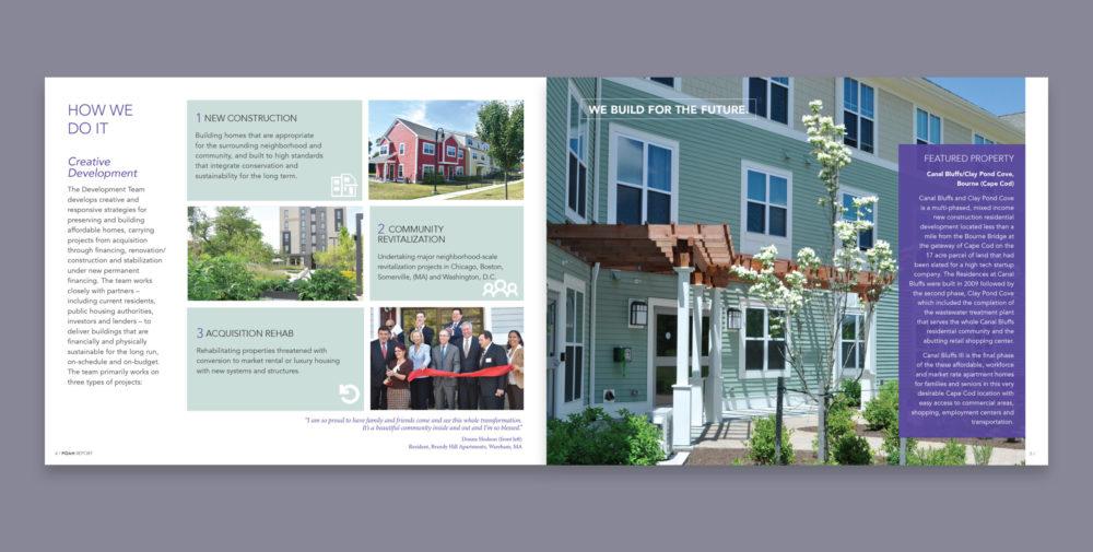 Corporate brochure POAH